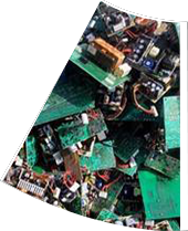 電子垃圾料處理方案