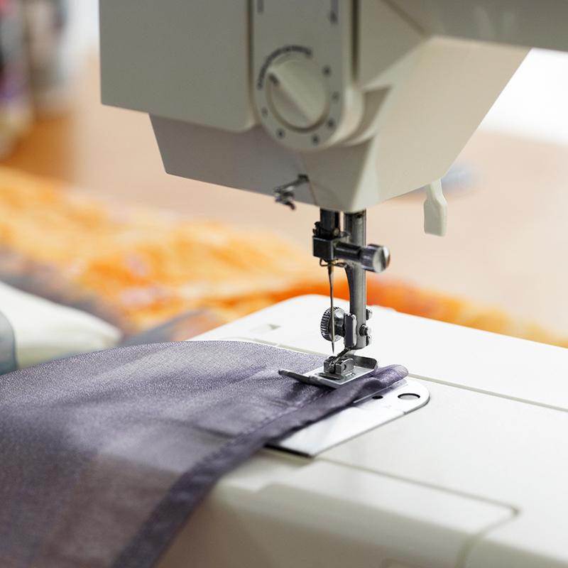 缝纫机主轴