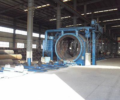 鋼管拋丸機供應