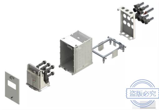 VB1斷路器P/V中壓柜改造項目解決方案