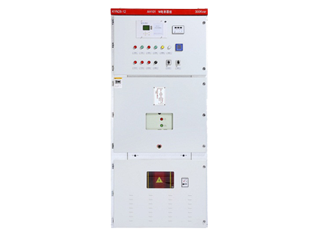 FTTBB系列高壓斷路器自動分組投切電容柜
