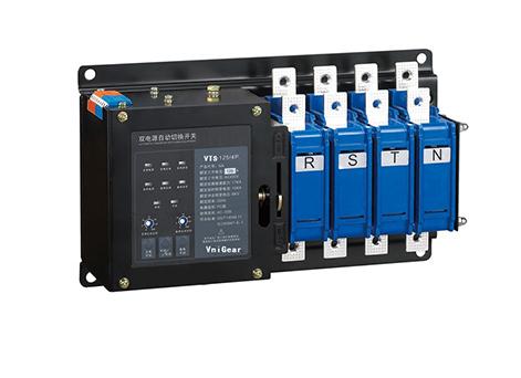VTS-125NA/VTS-125N/VTS-125C雙電源轉換開關