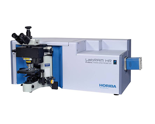 HJY-LABRAM HR顯微拉曼光譜儀-工業相機