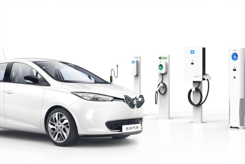 電動汽車充電