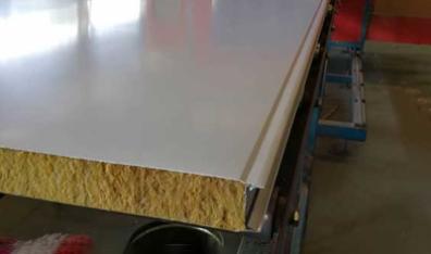 凈化彩鋼板的固定安裝方式有哪些