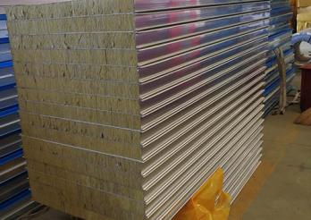 宿遷不銹鋼巖棉凈化板