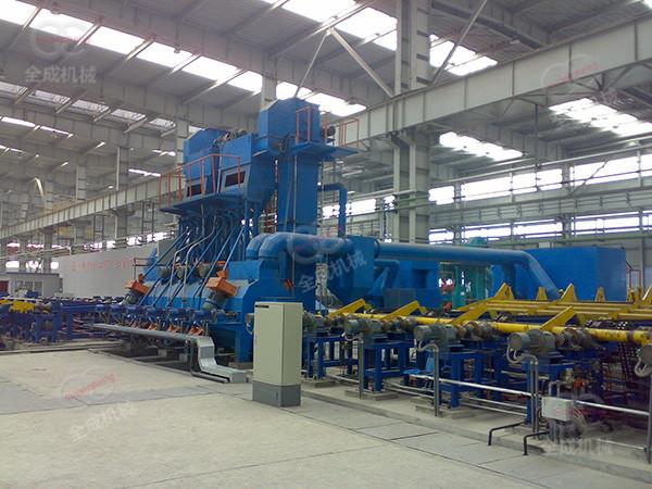 大型鋼管機