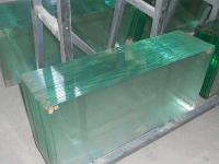 平鋼化玻璃安裝