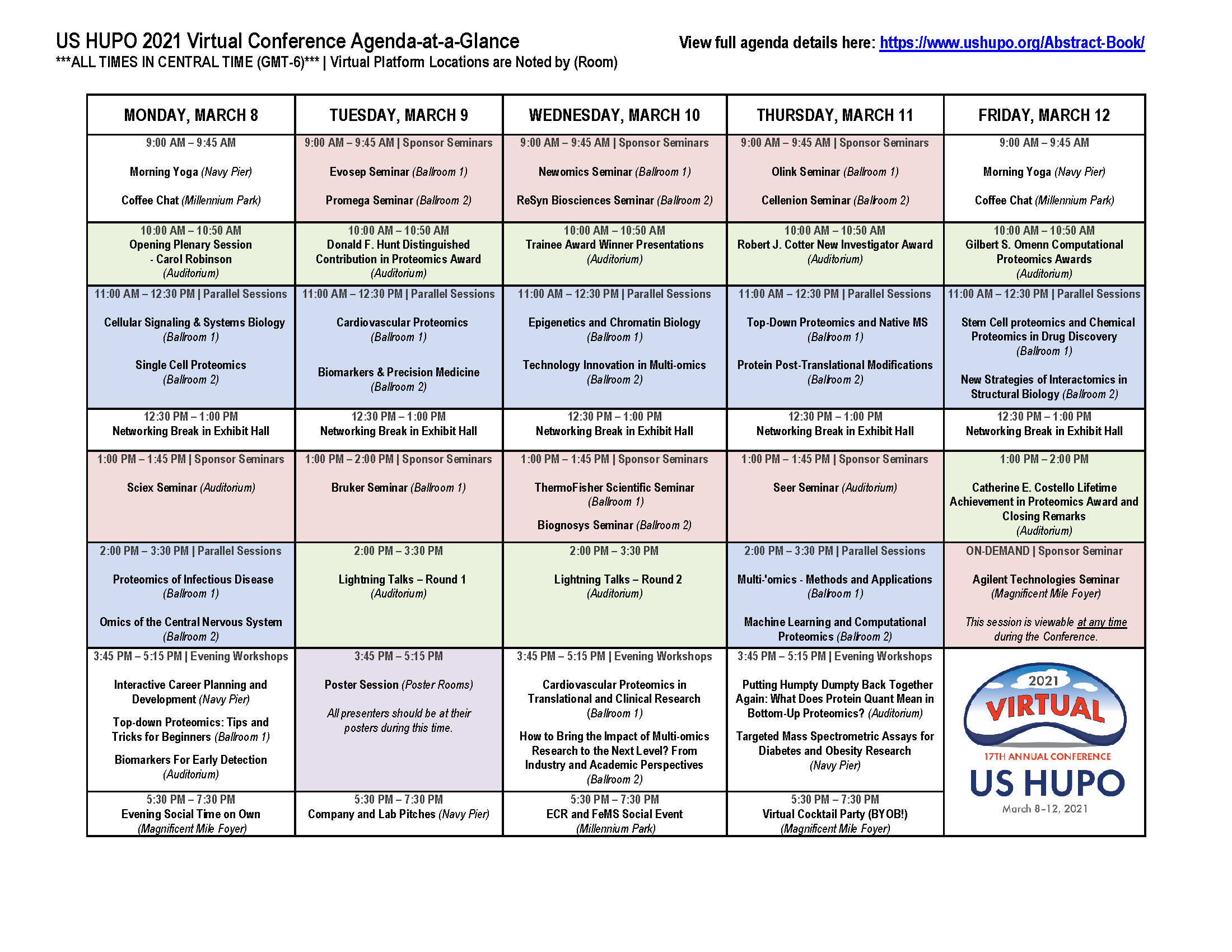 US HUPO 2021 Agenda-at-a-Glance CST.png