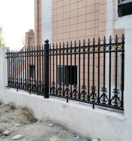 铝艺围栏定制