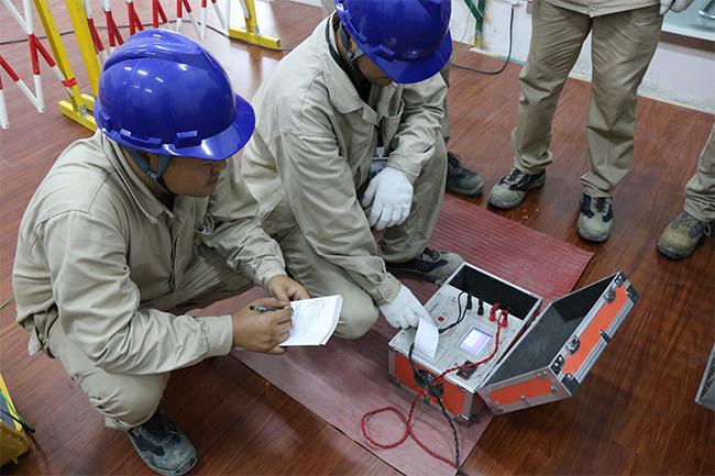 蘇州配電房安裝設備