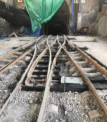 ?地鐵施工道岔廠家對于道岔的鋪設有什么要求?