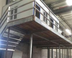長樂鋼材市場店面搭蓋福州住人集裝箱廠家