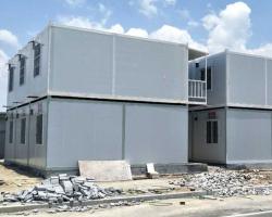 南嶼中國建筑工地辦公宿舍A級防火箱房