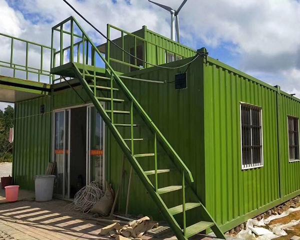 泉州集裝箱改造房