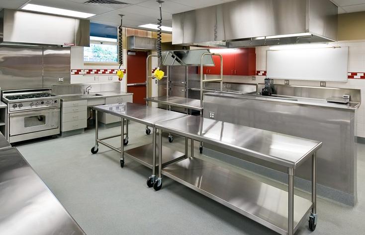 餐飲廚房工程,酒店廚房,食堂廚房工程