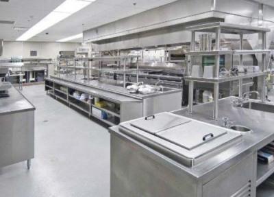 醫院餐飲廚房工程