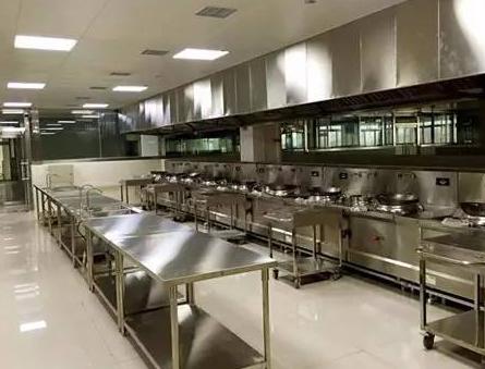 餐飲廚房工程,食堂餐飲設備