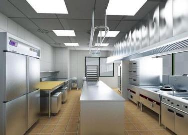 企業食堂廚房