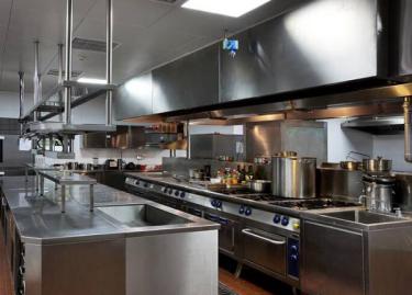 學校食堂廚房