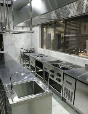 餐飲廚房工程,廚房工程,油煙凈化系統