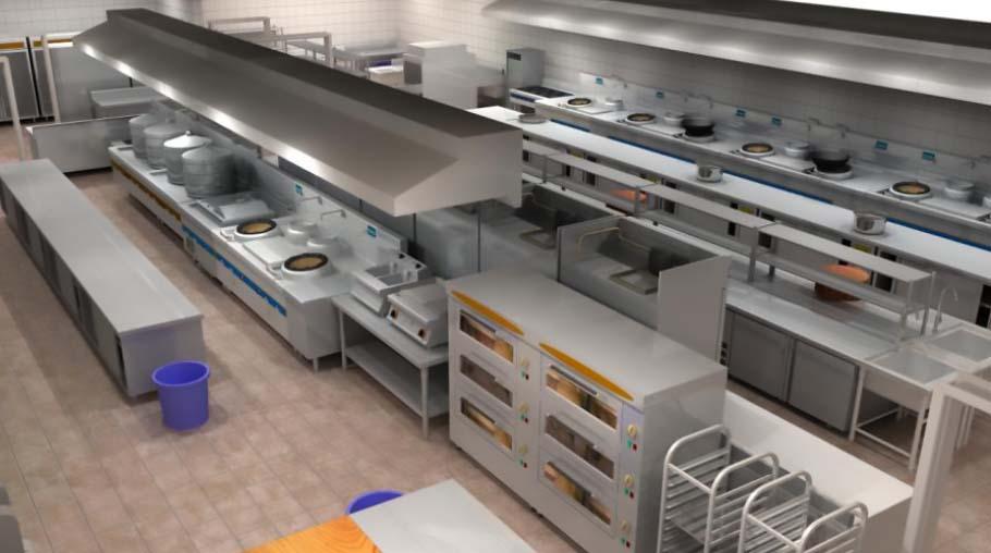 整體廚房工程