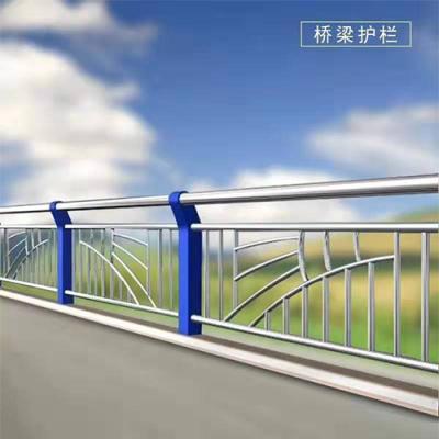 橋梁護欄安裝