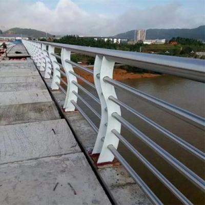 安徽不銹鋼橋梁護欄