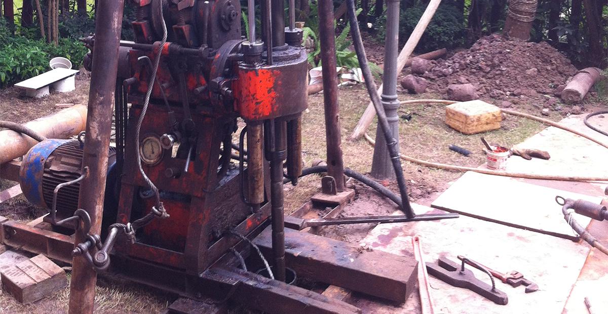 庭院打井工程
