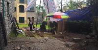 庭院打井施工
