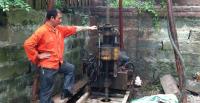 院子打水井施工