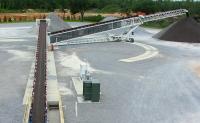 DY型可移動式帶式輸送機