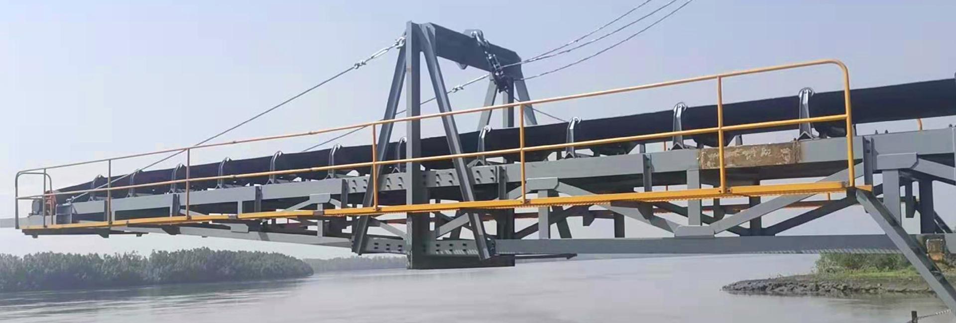傳送帶輸送機,礦用皮帶輸送機,長距離輸送機
