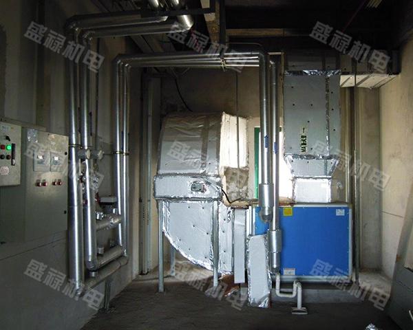 中央空調設備安裝