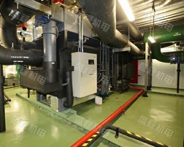 中央空調管道安裝