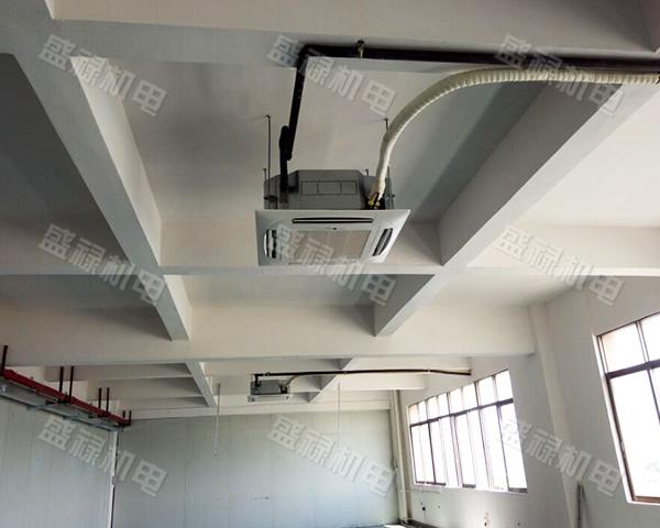 空調設備安裝
