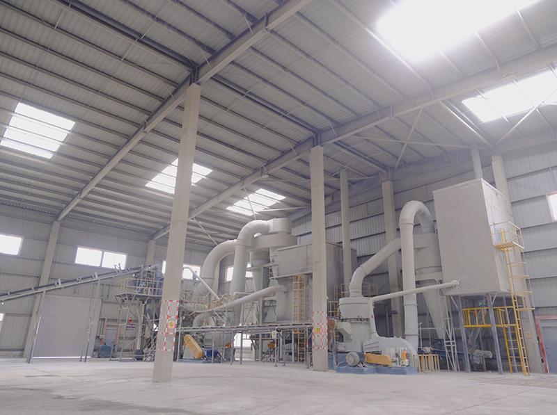 石灰石粉设备