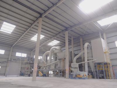 石灰石粉設備