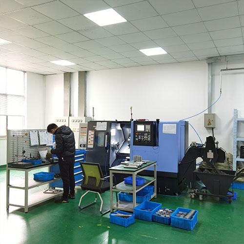 電動微調平臺設備展示