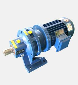 摆线针轮减速机的主要特点