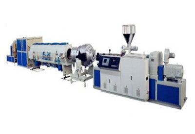 PVC多功能管擠出生產線