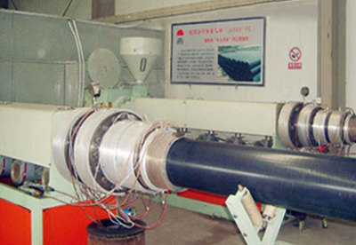UHMW-PE高分子量聚乙烯管材生產線