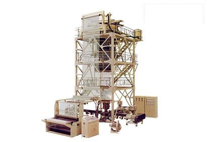 多層復合包裝膜吹塑機組