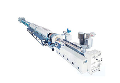 PPR,PERT,PE管材擠出生產線
