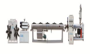 吉林PE管材生產設備