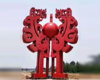 不銹鋼雕塑制造