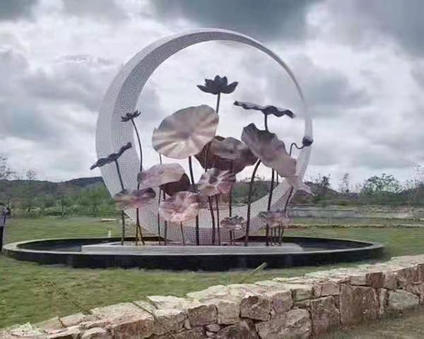 定制不銹鋼雕塑