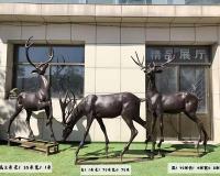 鍛銅雕塑制造