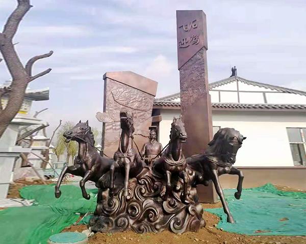 安陽園林雕塑