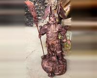 鍛銅雕塑工藝